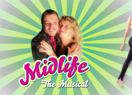 Poster Midlife the Musical
